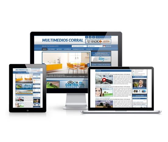 Diseño de Portal Web