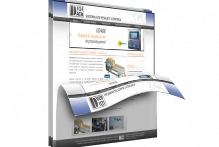 Digidata - Diseño de Catálogo Web en Rosario