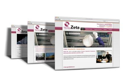 Técnica Zeta - Diseño y Posicionamiento en Buscadores