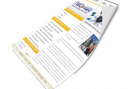 TWOWAY. Diseño Web Corporativa - Institucional - Rosario - Argentina