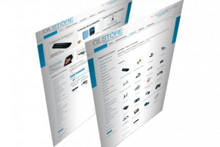 GLSTORE - Diseño de Sitio Web Mediante Open Source - Joomla
