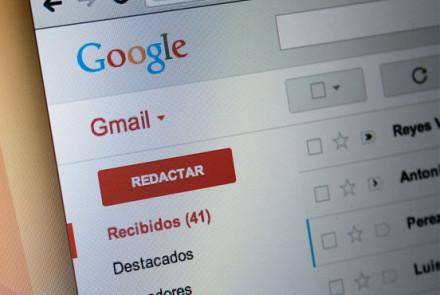 Rediseño Gmail