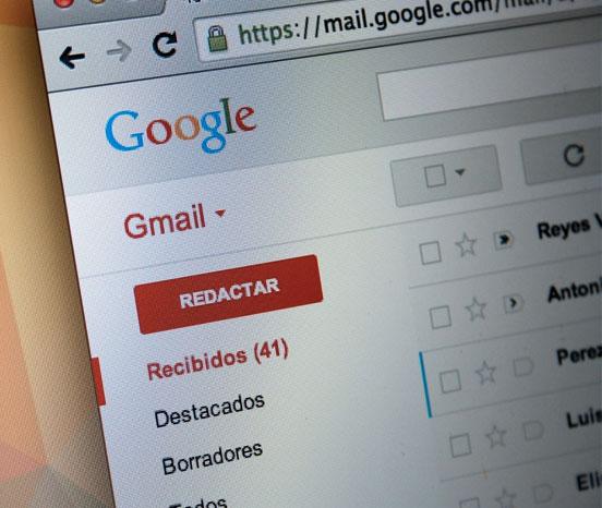 Google rediseño Gmail, las primeras imágenes