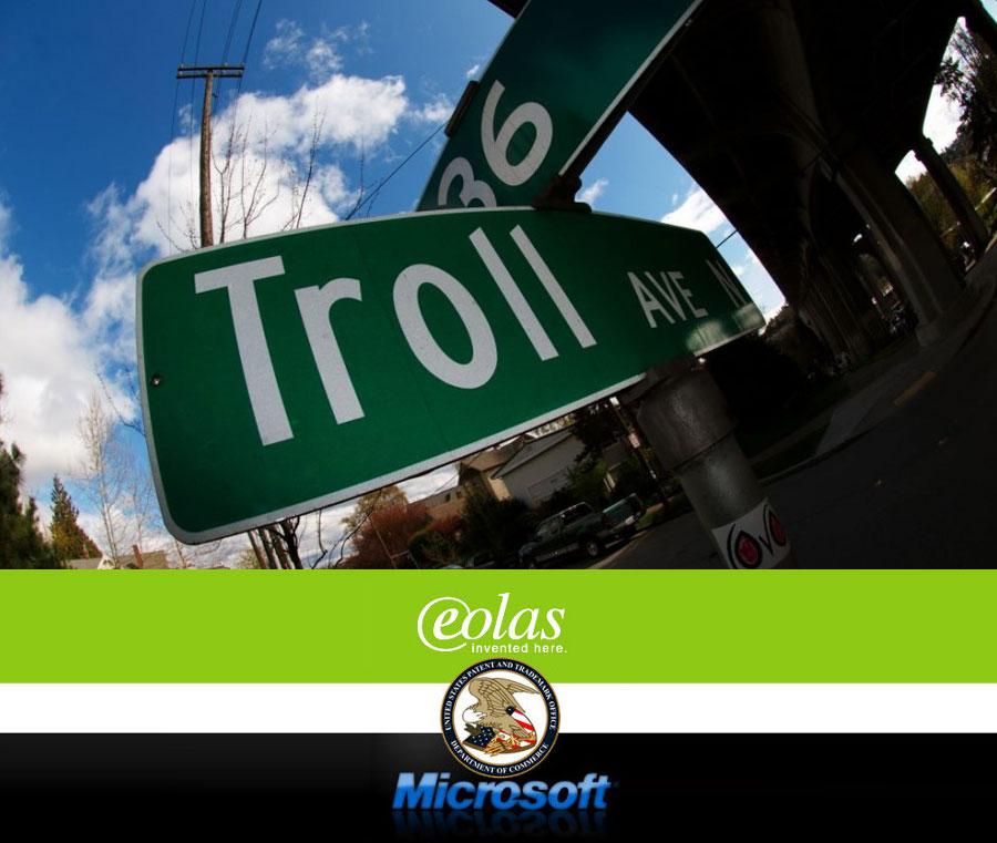 Patente de Eolas troll es invalidada de forma definitiva.