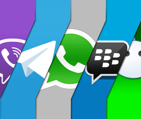 Te presentamos 5 apps de mensajeria como alternativa a whatsapp